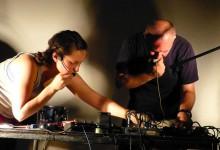 Plato - ASTMA: Alexej Borisov & Olga Nosova, koncert experimentální hudby